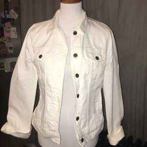 NWOT J. Crew jean jacket
